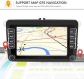 Android Autoradio Navigatie - Audi Volkswagen Polo Golf / Seat / Skoda - Bluetooth Apps Maps muziek