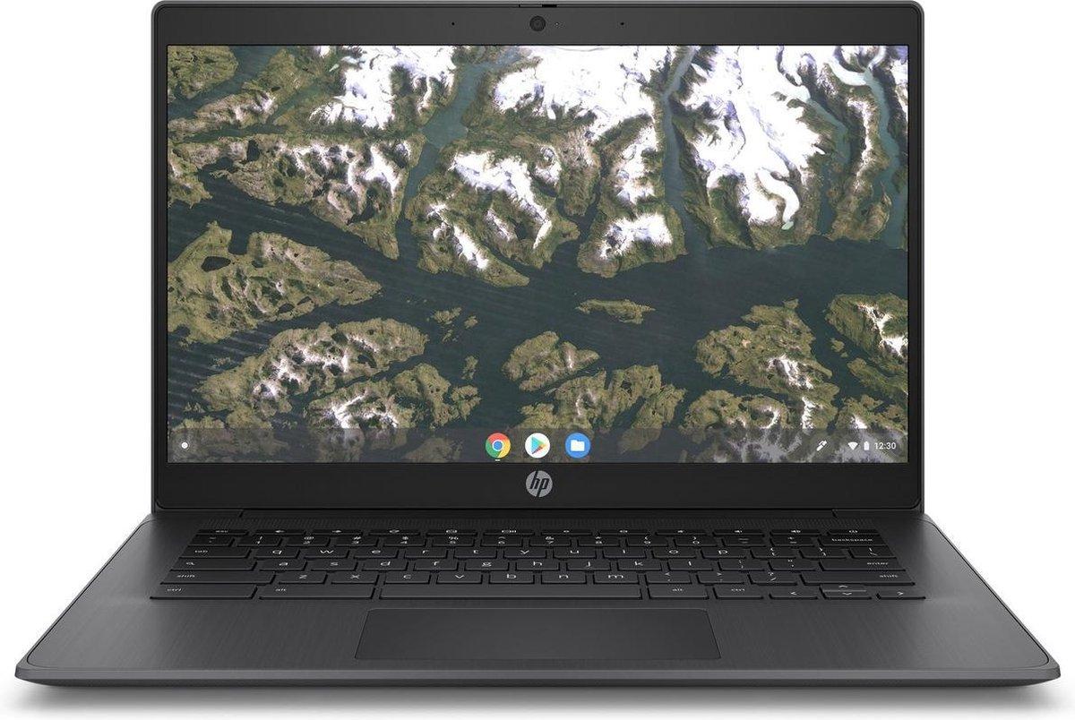 """HP Chromebook 14 G6 - 3D7R7ES 14"""" Intel Celeron N4120 4GB 32GB SSD"""
