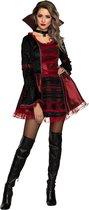 """""""Sexy rode vampier Halloween kostuum voor vrouwen  - Verkleedkleding - Small"""""""