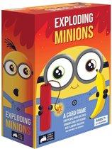 Exploding Minions - Engelstalig Kaartspel