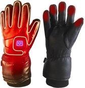 Yaqubi - verwarmde handschoenen - INCLUSIEF OPLADER - verwarmde handschoenen heren - verwarmde handschoenen dames - motorhandschoenen -  elektrische handschoenen - 4000hAm
