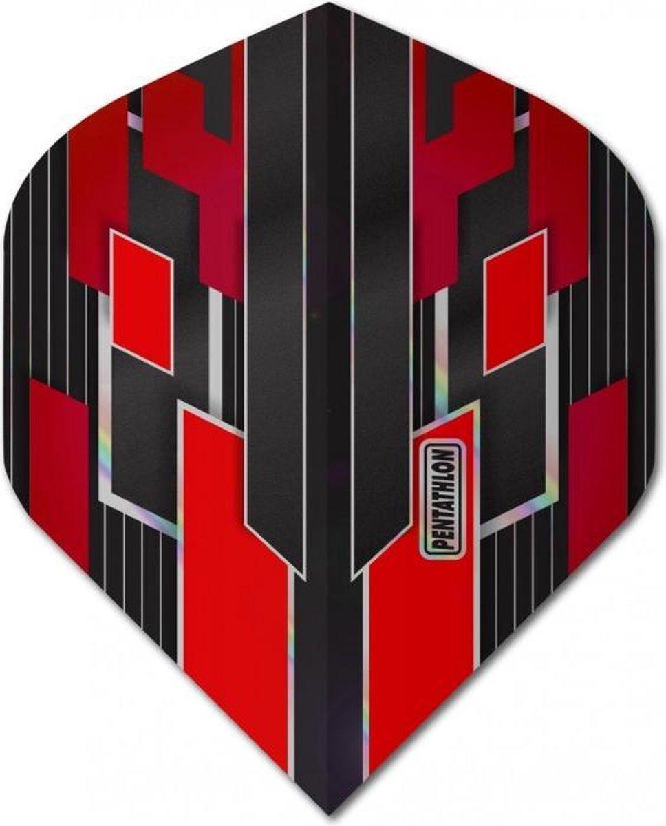 Pentathlon Gilded Rood 3 sets