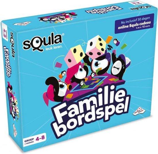 Thumbnail van een extra afbeelding van het spel Squla familie bordspel 31,5 x 8,5 x 26 cm karton
