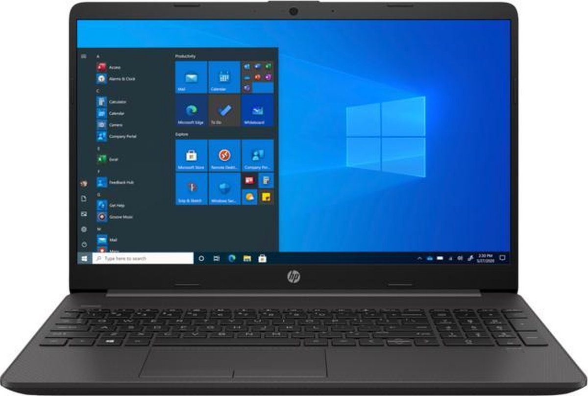 HP 250 G8 15.6 FHD i3-1005G1 8GB 256GB W10P YetBlack