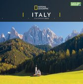 Italy National Geographic Kalender 2022