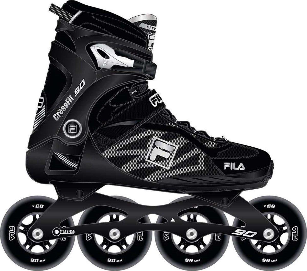 Fila Crossfit 90 inline skates / skeelers zwart