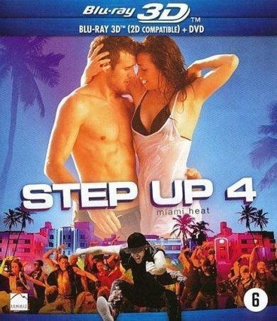 Cover van de film 'Step Up 4'