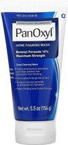 PanOxyl, Acne Foaming Wash, Benzoyl Peroxide 10% Maximum Strength, 5.5 oz (156 g)  -  treatment of acne -
