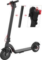 X7 - Emobiliteit - Elektrische step/E- Scooter 350W met 2 uitwisselbare accu's - Zwart - Snelheid Max. 35km/u