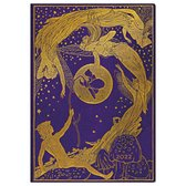 Paperblanks Agenda 2022 Violet Fairy Midi - Week [VERSO]