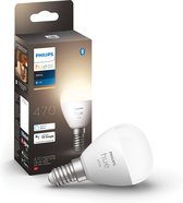 Philips Hue Slimme Lichtbron Luster E14 - White - 5,7W - Bluetooth