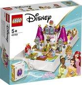 LEGO Disney Ariël, Belle, Assepoester en Tiana's Verhalenboekavonturen - 43193