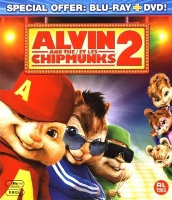 Cover van de film 'Alvin And The Chipmunks 2'