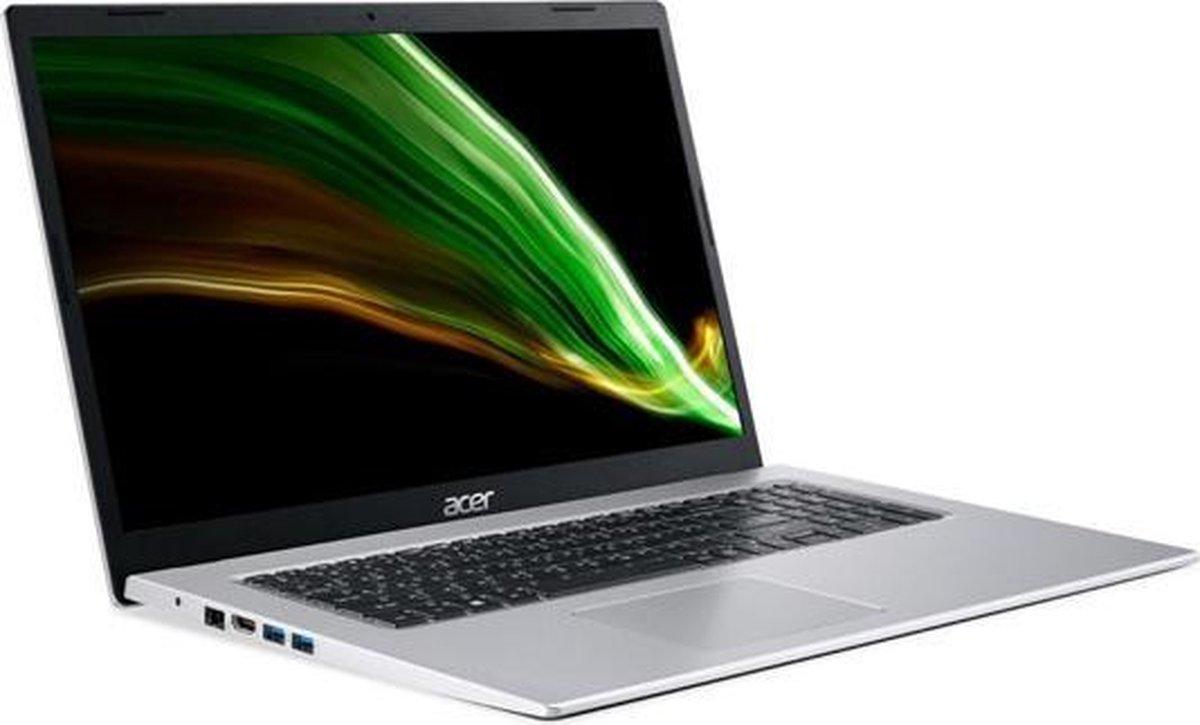 """Acer Aspire 3 A317 - 17.3"""" Full HD IPS - Intel Celeron N4500 - 8GB DDR4 - 256GB M.2 NVMe - Windows 10 Home"""