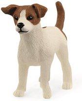 Schleich Jack Russell terrier - 13916 - Speelfiguur - Farm World - 5,2 x 2,1 x 4 cm