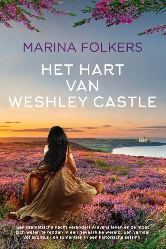 Boek cover Het hart van Weshley Castle van Marina Folkers (Paperback)
