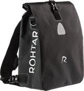 Rohtar 3-in-1 Fietstas - Rugzak en schoudertas - Waterdicht PVC - Enkele fietstas - Op 3 manieren te dragen - Allround series