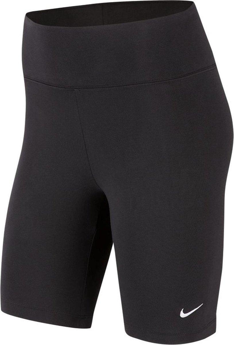 Nike Sportswear Leg-A-See Bike Short Dames Legging - Maat M