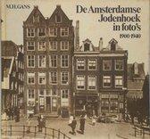 Amsterdamse jodenhoek in foto s 1900-1940
