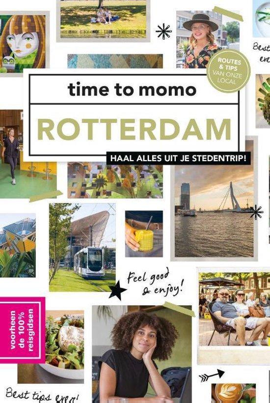 Boek cover time to momo Rotterdam van Nina Swaep (Paperback)
