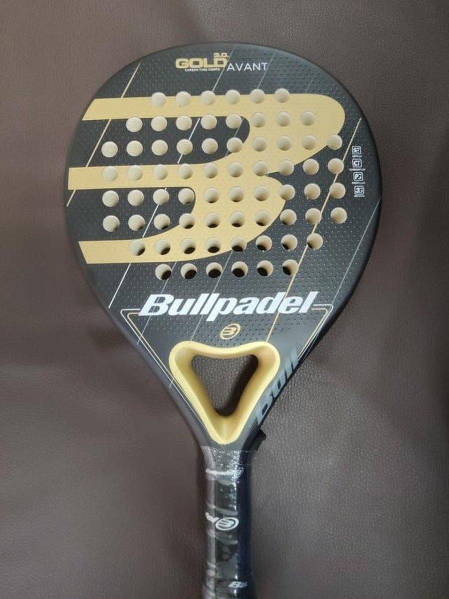 Bullpadel Gold 3.0 padelracket padel