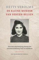 Boek cover De kleine moeder van Bergen-Belsen van Hetty E. Verolme