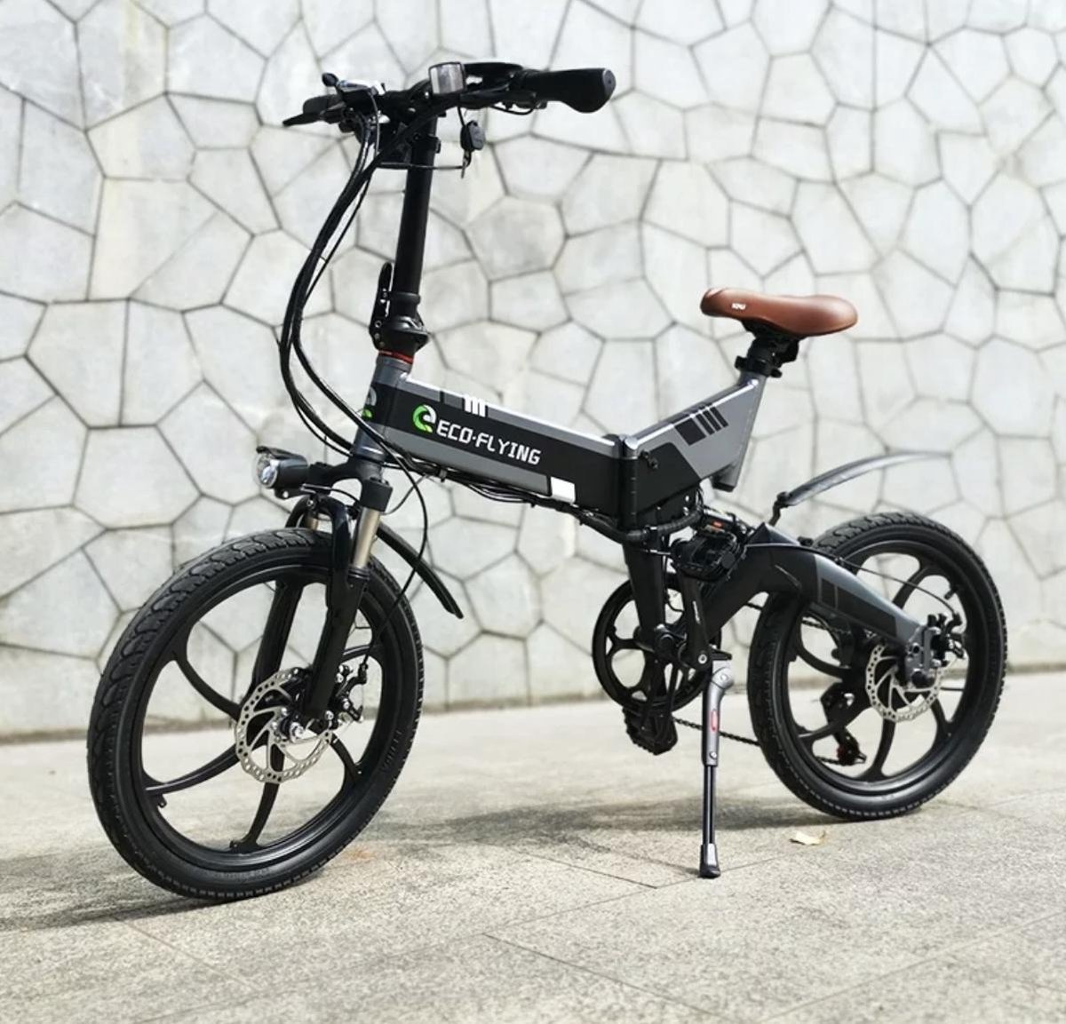 "Elektrische Fiets   Elektrische Vouwfiets  250W 20 ""   Motor 36V 9.6A   Vouwfiets Compact   LG Lithi"