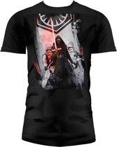 STAR WARS 7 - T-Shirt First Order - Black (XXL)