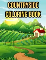 Countryside Coloring Book