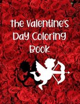 The Valentine's Day Coloring Book
