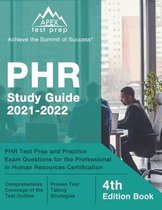 PHR Study Guide 2021-2022