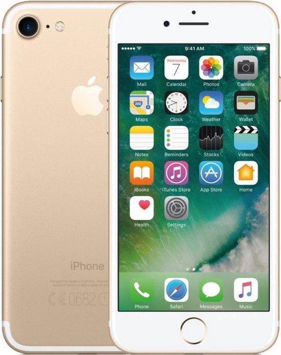 Apple iPhone 7   32gb   Goud   B-Grade (Gebruikerssporen)