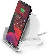 Belkin BOOST CHARGE - Luidspreker - Wireless charger - Draadloze oplader - 10W - Wit