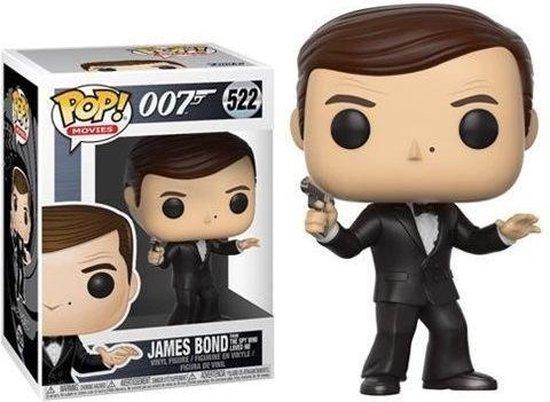 Funko Pop! 007 Pop Vinyl: James Bond (From The Spy Who Loved Me) - Verzamelfiguur