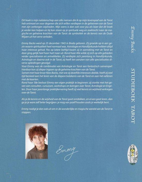 studieboek tarot - boek van wijsheid en inspiratie - leer werken met de tarot kaarten - leer werken met de arcana kaarten - tarot boek - tarotboek