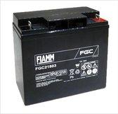 FIAMM  FGC21803 CYCLE  12V  18Ah LEAD ACID BATTERY