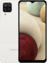 Samsung Galaxy A12 - 128GB - Wit