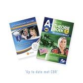 Boek cover MotorTheorieboek 2021 - MotorTheorie Boek Rijbewijs A - Met CBR Informatie van VekaBest (Onbekend)