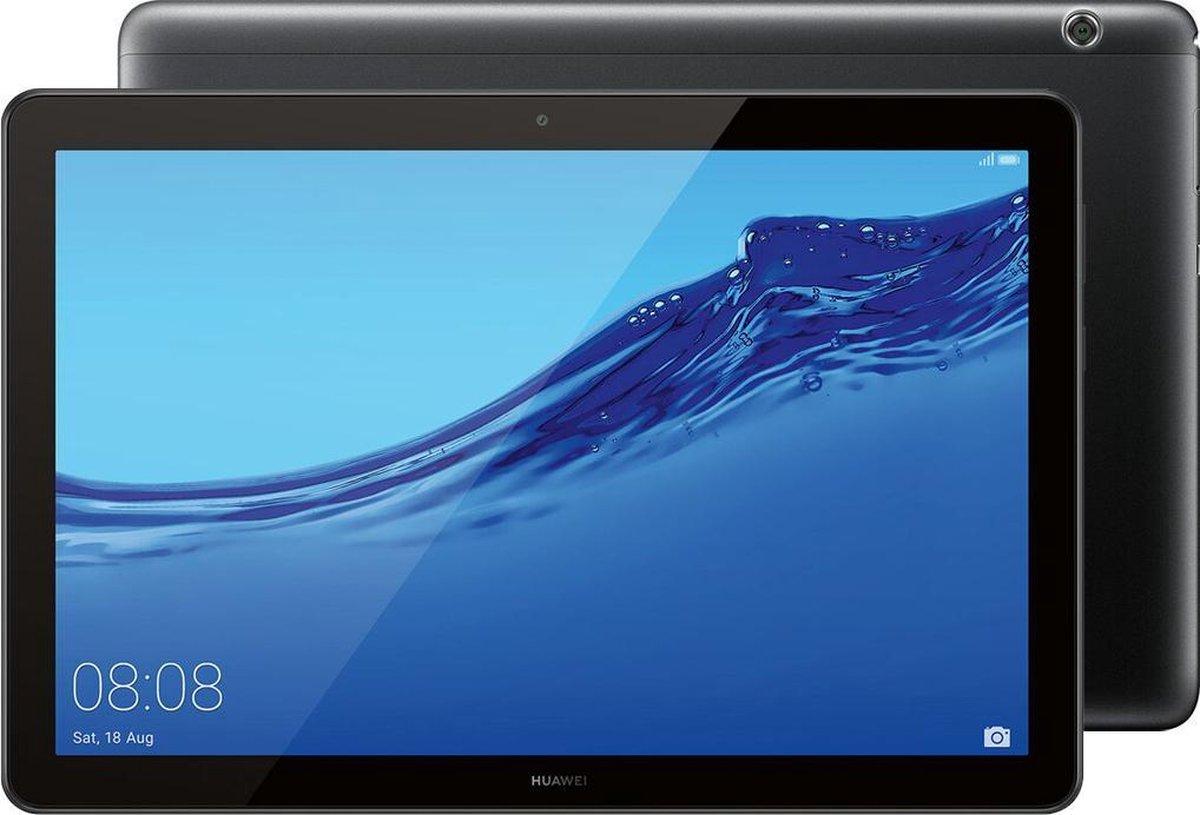 Huawei MediaPad T5 – 10.1 inch – 64 GB – Wi-Fi + Bookcover – Zwart