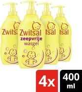 Zwitsal Wasgel - baby - 4 x 400 ml