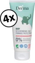 Derma Eco Baby pakket - 4 x billenzalf 100 ml