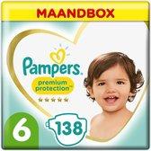Pampers Premium Protection - Maat 6 - Maandbox - 138 luiers