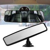 Bijrijder Achteruitkijkspiegel - Binnenspiegel met Zuignap - Achterbank spiegel - Veiligheid - Rijlessen - Verstelbare spiegel van 20 cm x 6 cm - Interieur Auto Spiegel