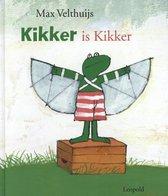 Geef een (prenten-) boek cadeau  -   Kikker is Kikker