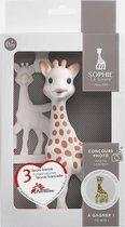 Afbeelding van Sophie de Giraf Award set (Sophie de Giraf + vanille bijtring in geschenkdoos) speelgoed