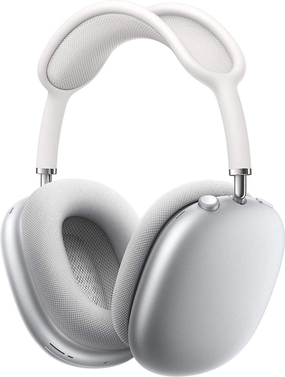 Apple AirPods Max – Draadloze Bluetooth Koptelefoon – Zilver