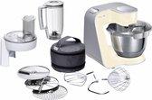 Bosch MUM5 CreationLine MUM58920 Keukenmachine - Vanille