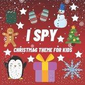 I Spy Christmas Theme for Kids