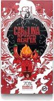 Georgia Ramon Chocoladetablet Carolina Reaper Chilipeper 70% - 50 gram