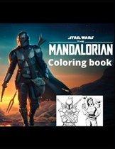 The Mandalorian Coloring book